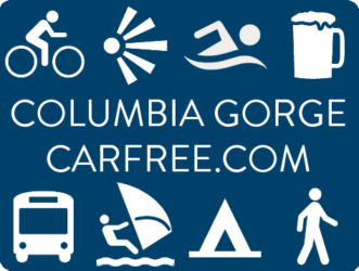 Columbia Gorge Car Free